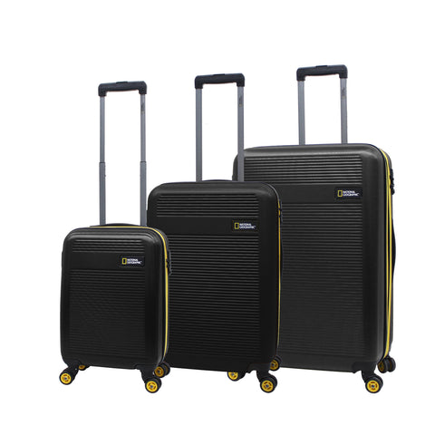 National Geographic hardcase set of 3