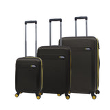 Hard luggage 3 piece set Nat Geo