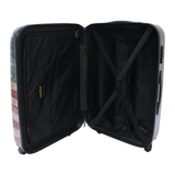 printed hard luggage | luggageanbagsstore.com