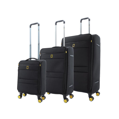 A good soft luggage set you find Nat Geo