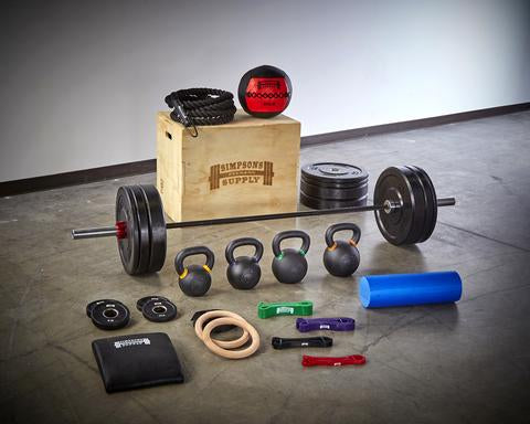 Simpsons Fitness Supply Fitness Equipment