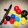Simpsons Fitness Supply Massage Balls, Slam Balls, Medicine Balls- Wall Balls