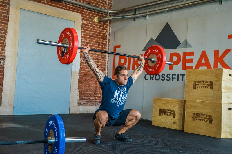 CrossFit 719 Simpsons Featured Gym