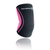 Rehband Elbow Sleeve 5mm - Black / Pink