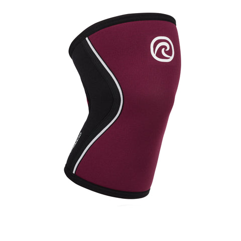 Rehband Knee Sleeve 5mm - Burgandy