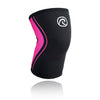 Rehband Knee Sleeve 7mm - Black / Pink