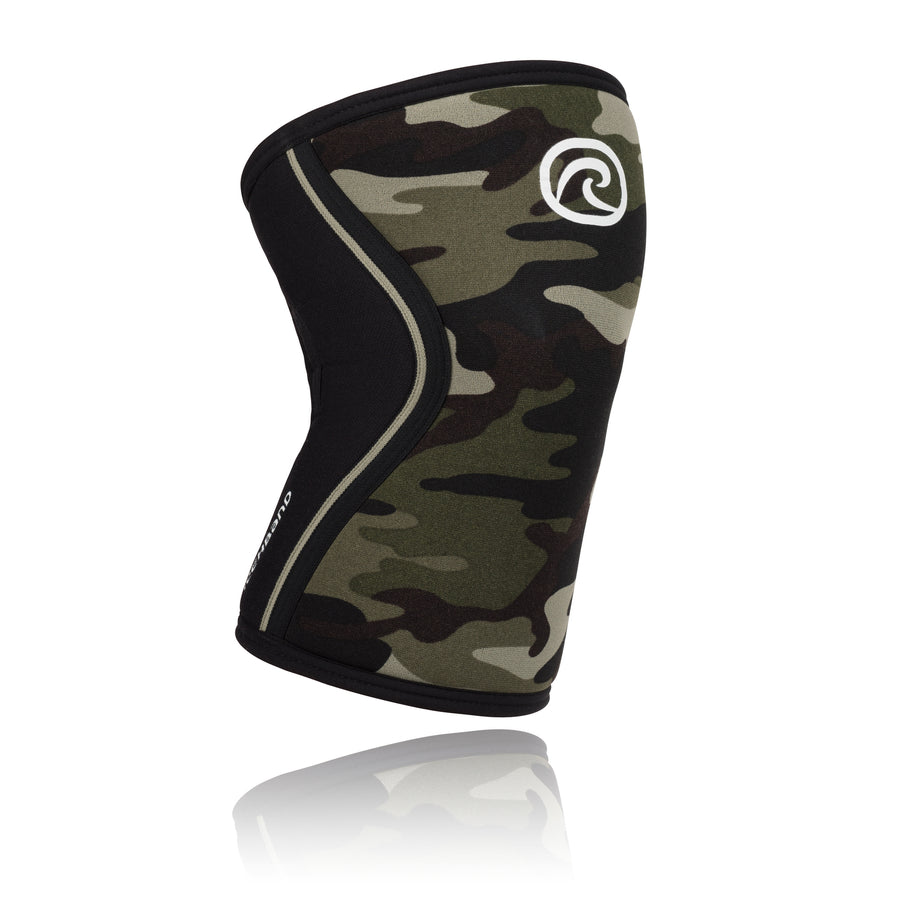 Rehband Knee Sleeve 7mm - Camo