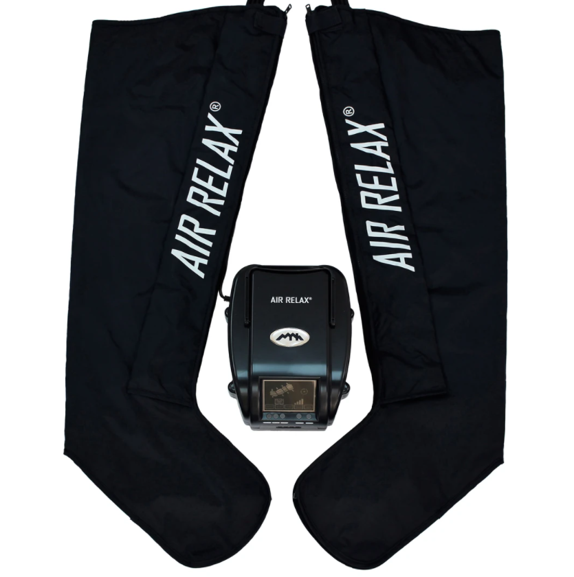 Air Relax compression boot pair control until single