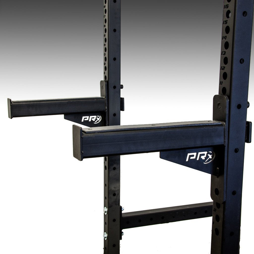prx performance profile pro spotter arms pair black