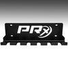 PRX hanging barbell storage 6 bar holder black