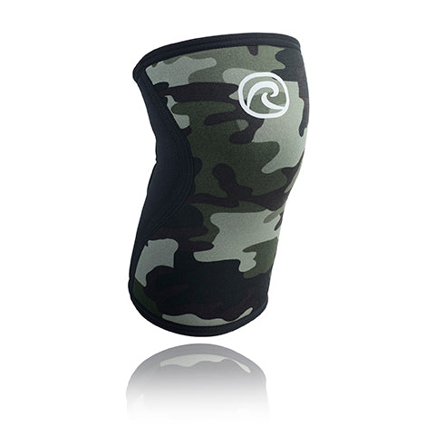 Rehband Knee Sleeve 5mm - Camo