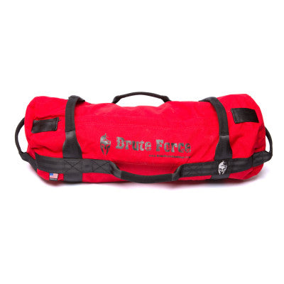 Brute Force - Strongman Bag - Red