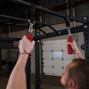 pull up grip strength trainers red nunchuck cylinders body solid simpsons fitness supply