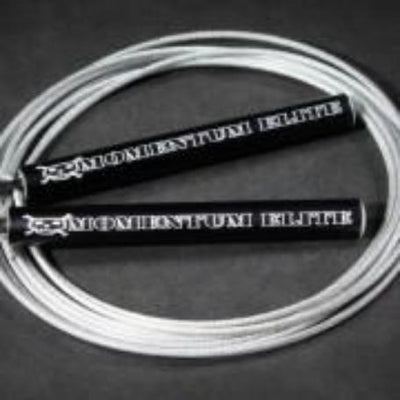 Momentum Gear Speed Rope - Black - Simpsons Fitness Supply
