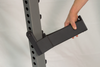 safety spotter arms on body solid squat rack