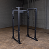 Power rack - squat rack black body solid