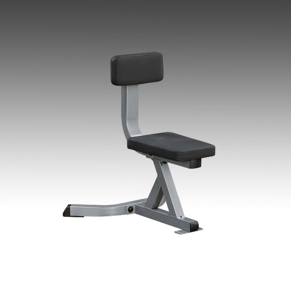 Body-Solid GST20 Utility bench black and siliver simpsons fitness supply