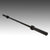 Body-Solid 7ft Economy Olympic Barbell - Black