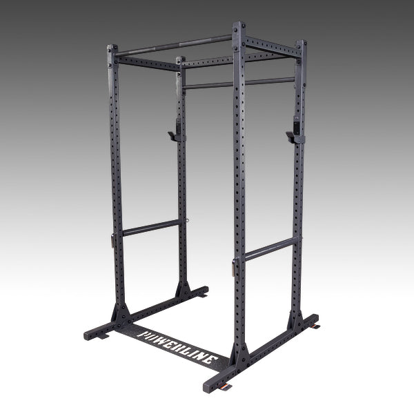powerline ppr1000 power rack with j hooks and spotter arms with pullup bar