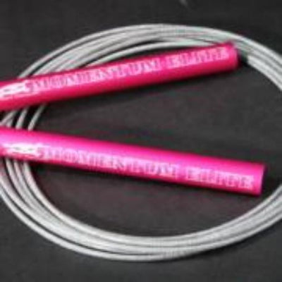 Momentum Gear Speed Ropes - Pink - Simpsons Fitness Supply