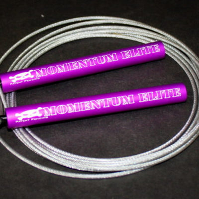 Momentum Gear Speed Ropes - Purple - Simpsons Fitness Supply