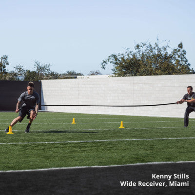 SKLZ Recoil 360 – In Use