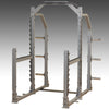 Pro clubline multipress squat rack SMR1000 grey and silver