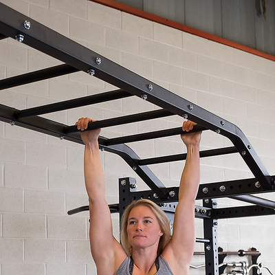 monkey bars for SPR1000db double power rack