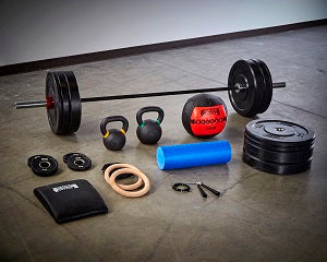 Simpsons Fitness Supply Athlete Package equipment