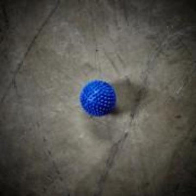 Spikey Massage Ball - Blue plantar fasciitis