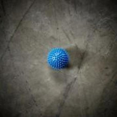 Spikey Massage Ball - Light Blue plantar fasciitis