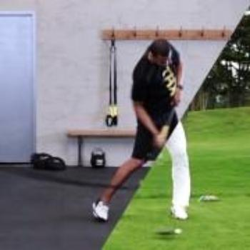TRX Rip Trainer - Golf