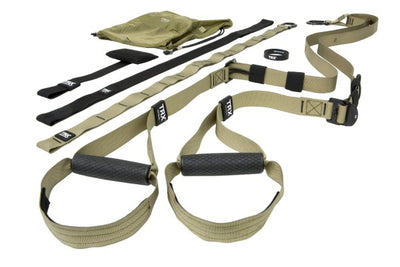 TRX Tactical Suspension Kit Green Simpsons Fitness Supply