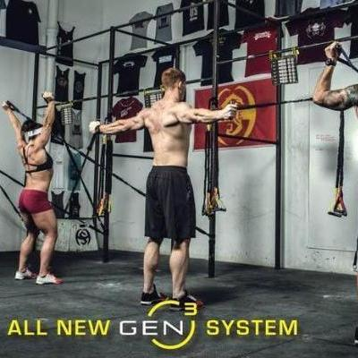 CrossOver Symmetry Gen 3 - Overhead Flexibility - Simpsons Fitness Supply team package