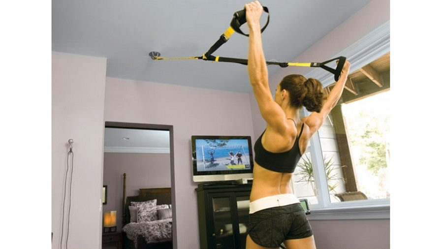 trx ceiling mount trx suspension trainer wall mounting for trx trainer simpsons fitness supply