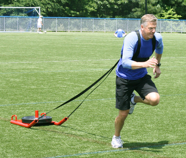 SFS Speed Pull Sled w/ Harness