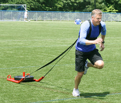 Speed Sled in Use