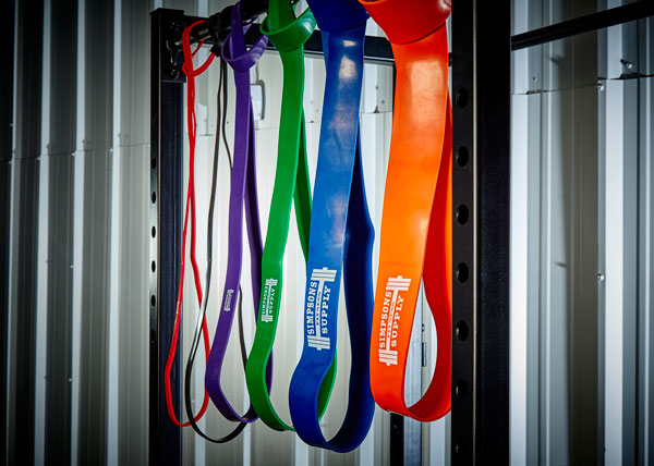 Resistance Bands - Multiple Colors