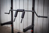 Black safety squat barbell simpsons fitness supply with padding cambered bar