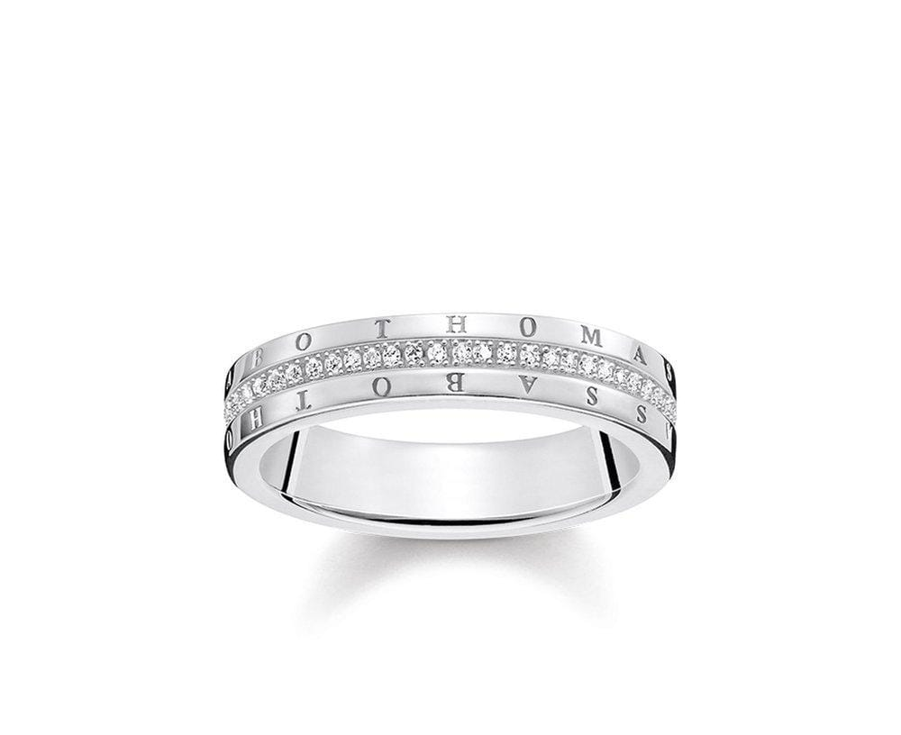 THOMAS SABO TOGETHER FOREVER DIA RING - Brilliant Co