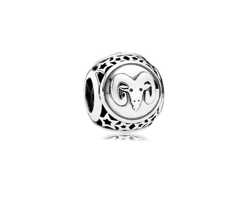 Pandora Aries Star Sign Charm - Silver - Brilliant Co
