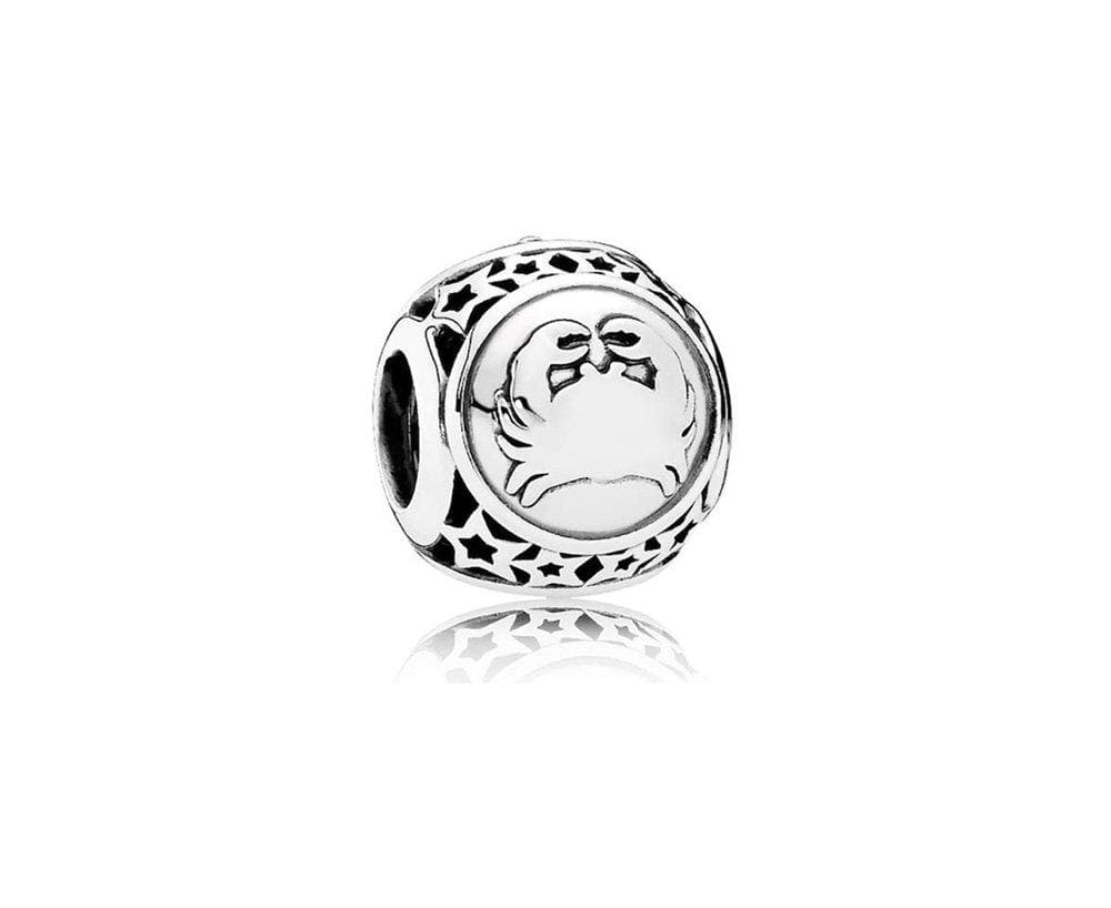 Pandora Cancer Star Sign Charm - Silver - Brilliant Co