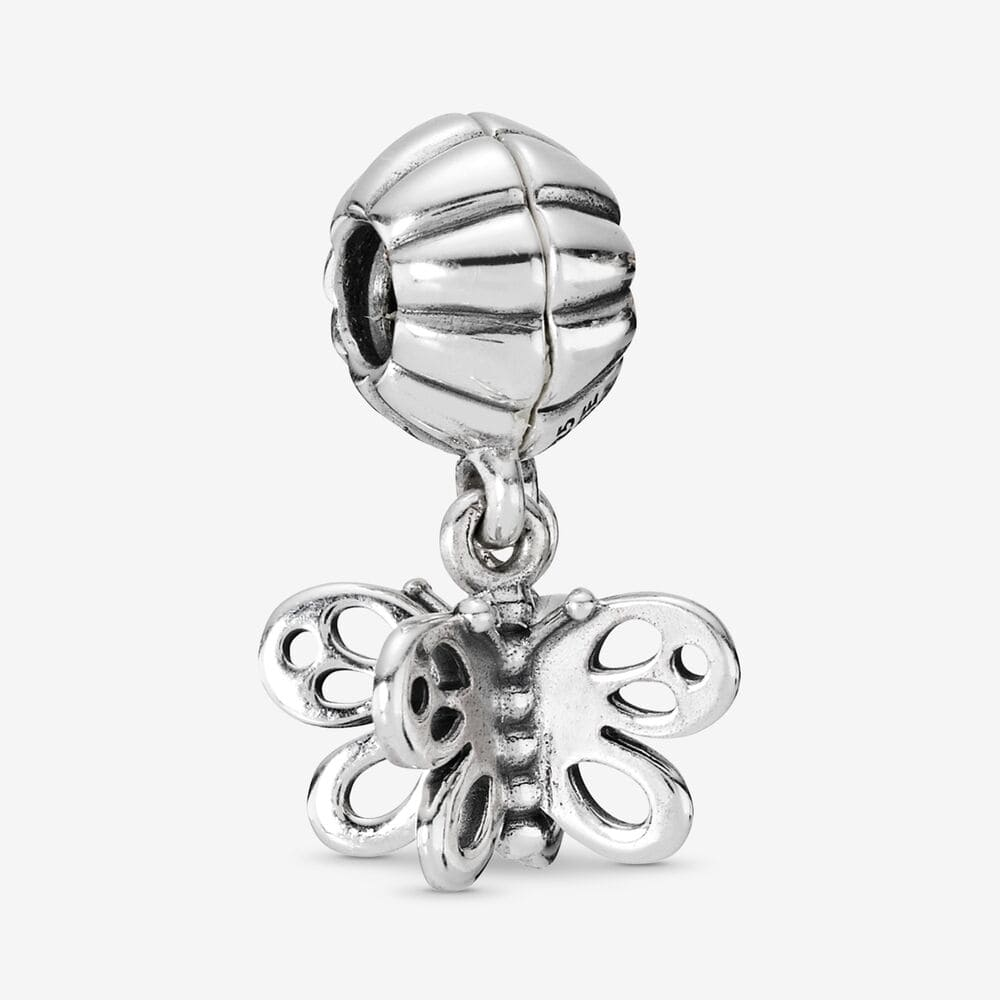 Friends Forever Butterfly Dangle Charm - PANDORA - Brilliant Co