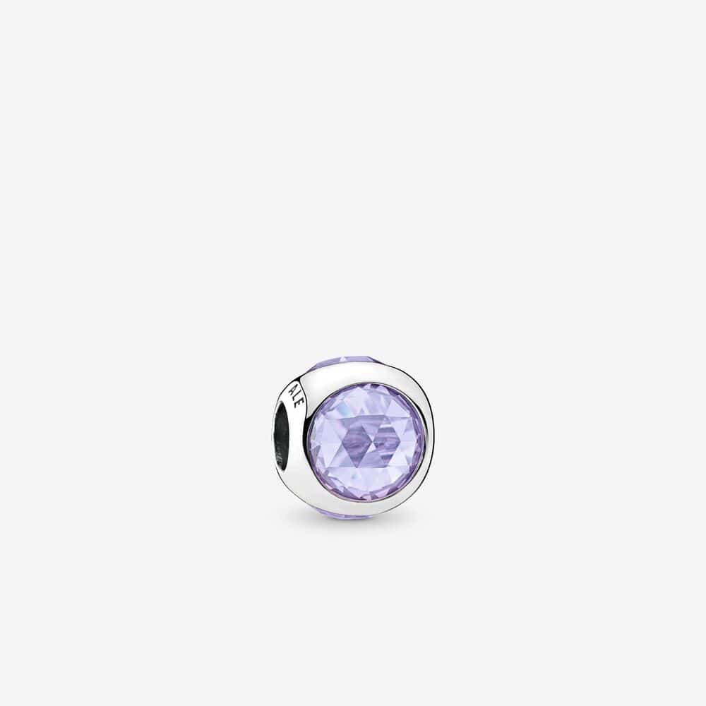 Lavender Radiant Droplets Charm - Brilliant Co