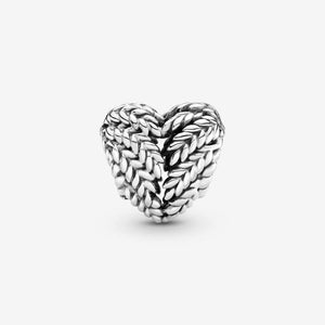 Grains Heart Charm - Brilliant Co