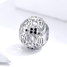 Solid 925 Sterling Silver Honey Bee Animal Pandora Inspired Charm - Brilliant Co