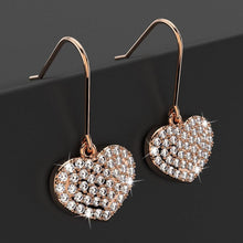 Load image into Gallery viewer, Hope Bloom Earrings Clear - Brilliant Co