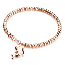 Dolphin Charm Bracelet - Brilliant Co