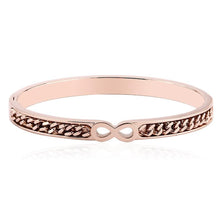Chained Infinity Bangle - Brilliant Co