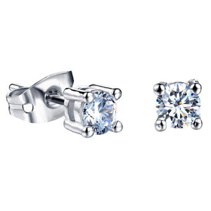 Classic 4 Prong Studs - Brilliant Co